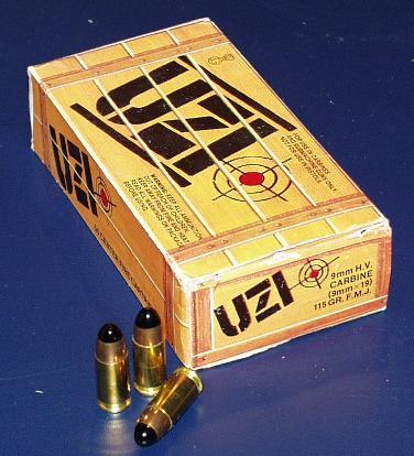 UZI Talk - Ammo