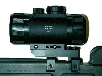 Uzi Talk Optical Mounts