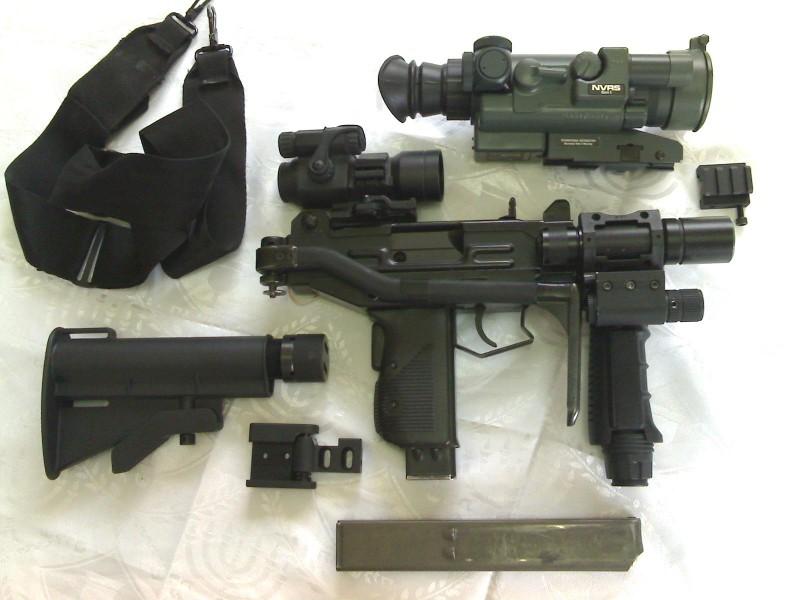 Resultado de imagen para uzi accessories