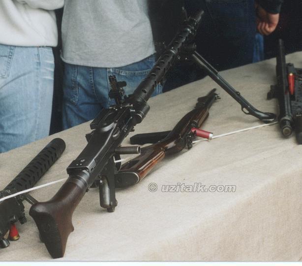 UZI Talk - Minnesota Machine Gun Shoot