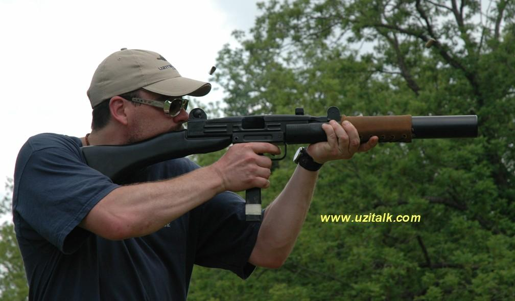 UZI Talk Shoot - 2007